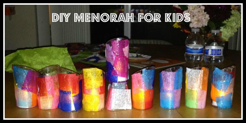 diy menorahs_craft