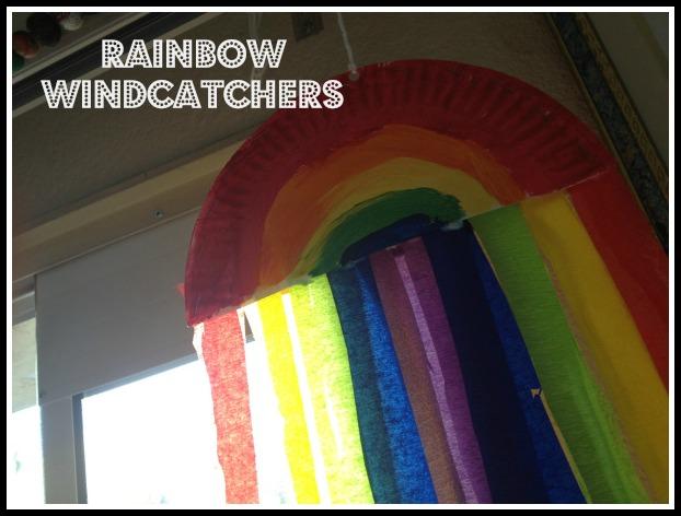 rainbow windcatchers