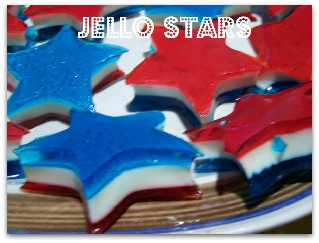 jello stars