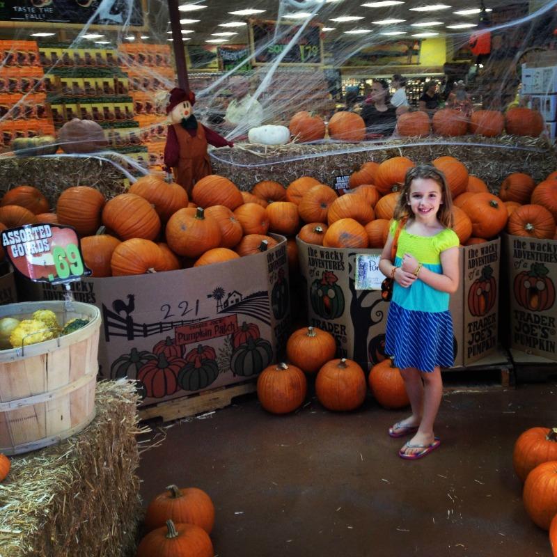 TJ pumpkins