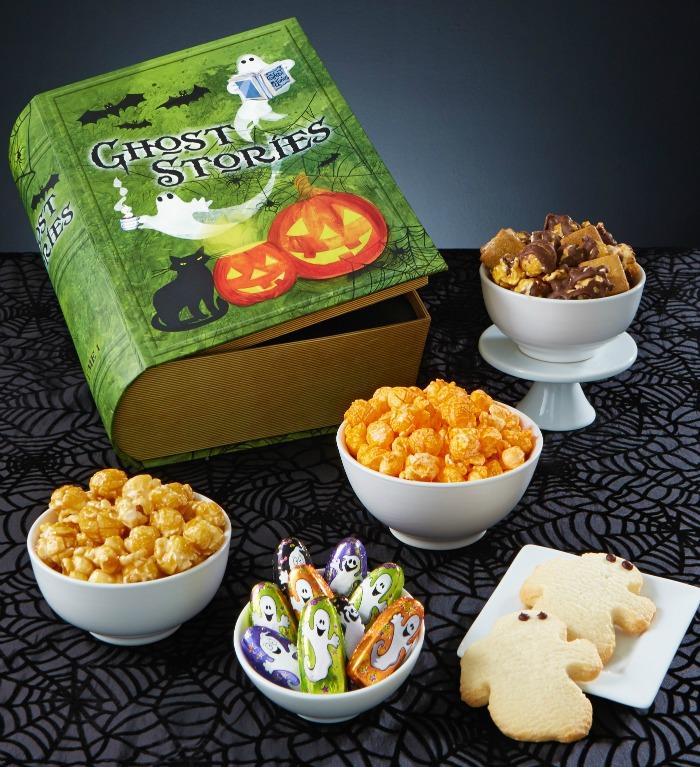 Popcorn Factory Ghost Story Box